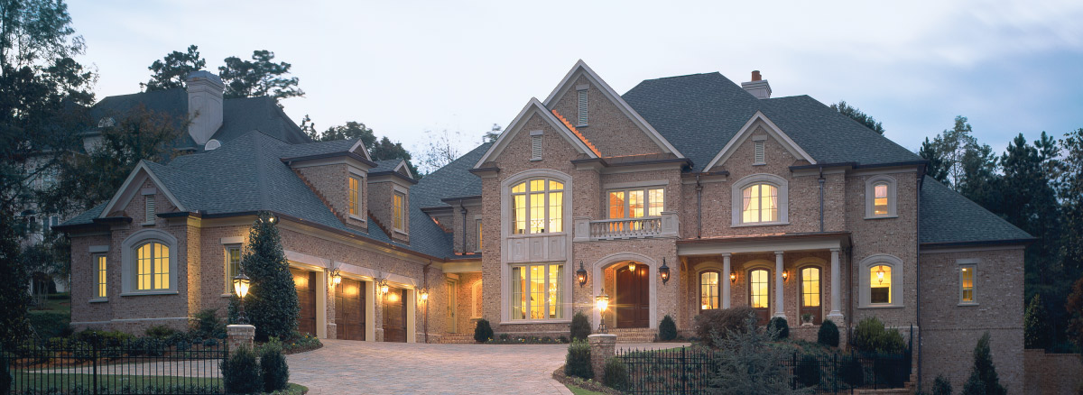 Lewis reeves properties inc custom home builder for Dream homes in atlanta